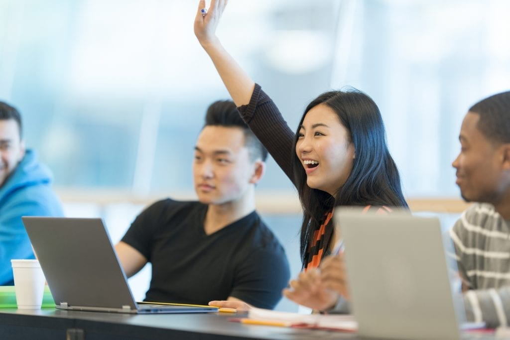 Increase Student Participation Cambridge Network